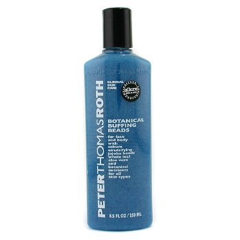 Peter Thomas Roth Botanical Buffing Beads - Original Blue  250ml/8.5oz