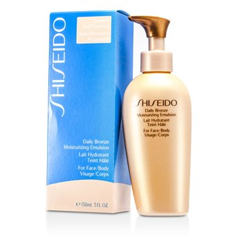 Shiseido Daily Bronze Moisturizing Emulsion ( za lice/ tijelo )  150ml/5.1oz