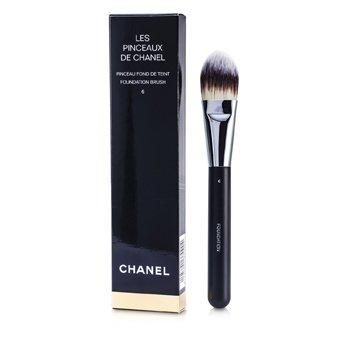 ชาแนล แปรงทารองพื้น Les Pinceaux De Chanel #6