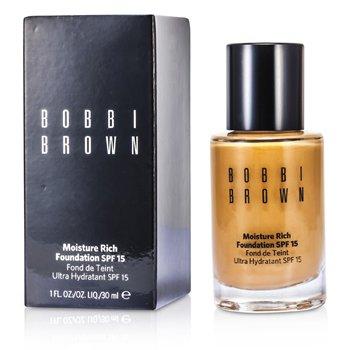 Bobbi Brown Moisture Rich Maquillaje SPF15 - #4 Natural  30ml/1oz