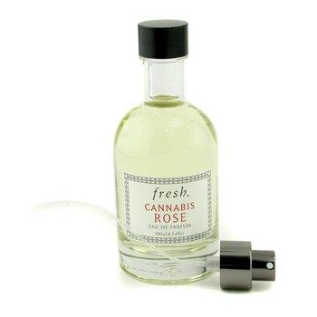 Fresh Cannabis Rose Eau De ParfumVaporizador  100ml/3.4oz