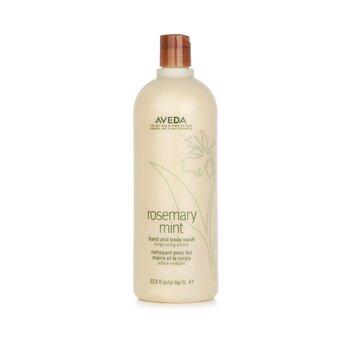 Aveda Żel do mycia rąk i ciała z rozmarynem i miętą Rosemary Mint Hand & Body Wash  1000ml