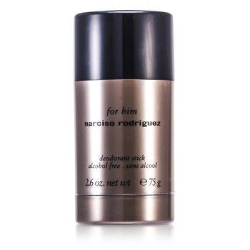 Narciso Rodriguez For Him Desodorante StickLibre de Alcohol  75g/2.5oz