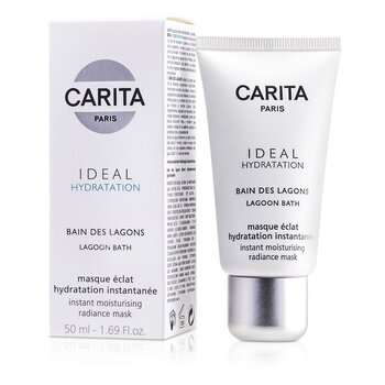 Carita Ideal Hydration Lagoon Bath Instant Moisturising Radiance Mask - M'ascara Hidrataci�n Inmediata  50ml/1.69oz