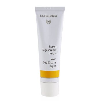 Dr. Hauschka Rose Day Cream Light  30ml/1oz
