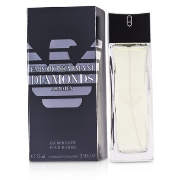 Giorgio Armani Emporio Armani Diamonds Eau De Toilette Spray  75ml/2.5oz