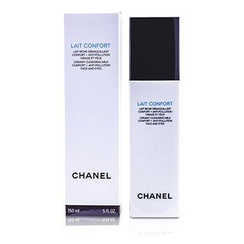 Chanel Precision Lait Confort Lapte Demachiant Cremos Față și Ochi  150ml/5oz