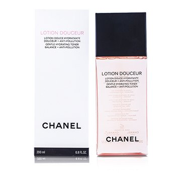 Chanel Precision Lotion Douceur Gentle Hydrating Toner - Tónico Suave Hidratante  200ml/6.8oz