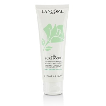 Lancome Gel Pure Focus Deep Purifying Limpiador ( Piel Grasa )  125ml/4.2oz