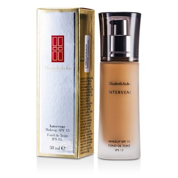 Elizabeth Arden Intervene Makeup SPF 15 - #07 Soft Beige  30ml/1oz