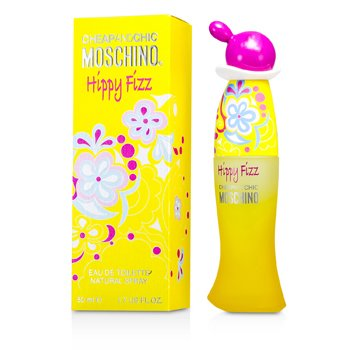 Moschino Cheap & Chic Hippy Fizz Eau De Toilette Spray  50ml/1.7oz