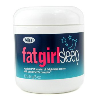 Bliss Fat Girl Sleep - Adelgazante  170.5g/6oz