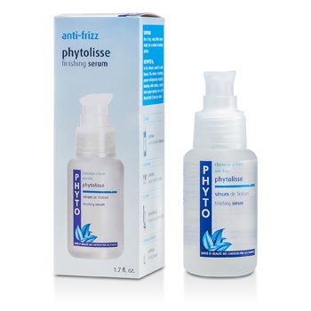 Phyto Phytolisse Ultra-Glossing Finishing Serum - Leave In (For Unruly, Frizzy and Rebellious Hair)  50ml/1.7oz
