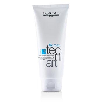 L'Oreal ژل حالت دهنده بسیار قوی Professionnel Tecni.Art Fix   200ml/6.7oz