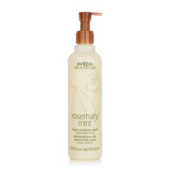Aveda Żel do mycia rąk i ciała z rozmarynem i miętą Rosemary Mint Hand & Body Wash  250ml/8.5oz