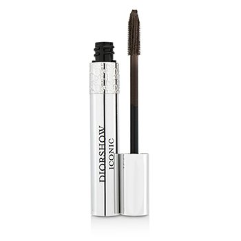 Christian Dior DiorShow Iconic High Definition Lash Curler Mascara Pestañas Rizos - #698 Chestnut  10ml/0.33oz