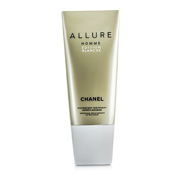 Chanel Allure Homme Edition Blanche Crema Para Después de Afeitar Anti Brillo (Hecha en USA)  100ml/3.4oz