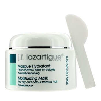J. F. Lazartigue Moisturizing Mask - For Dry & Colour Treated Hair (Pre Shampoo, For Men)  250ml/8.4oz