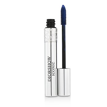 Christian Dior DiorShow Iconic High Definition Lash Curler Mascara - #268 Navy Blue  10ml/0.33oz