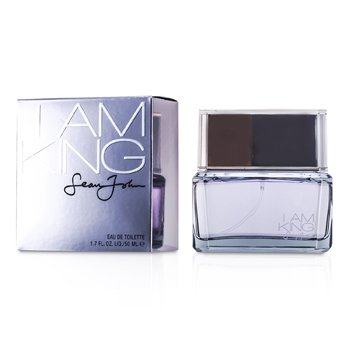 Sean John I Am King Agua de Colonia Vaporizador  50ml/1.7oz