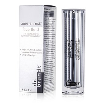 Dr. Brandt Time Arrest Face Fluid  30ml/1oz