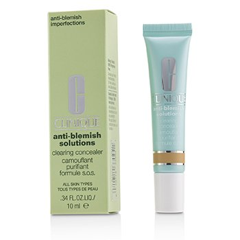 Clinique Korektor akné a pleťových nedostatků Anti Blemish Solutions Clearing Concealer - č. Shade 03  10ml/0.34oz