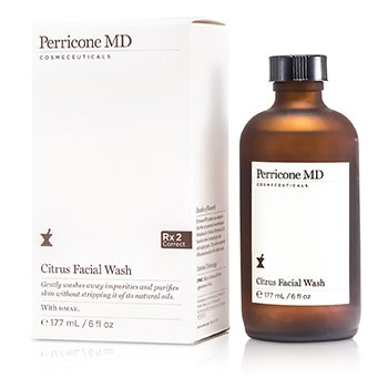 Perricone MD Citrus Facial Wash  177ml/6oz