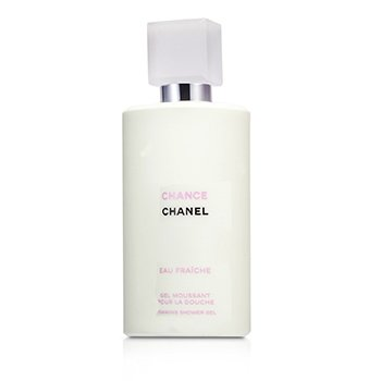 Chanel Chance Eau Fraiche Foaming Shower Gel  200ml/6.8oz