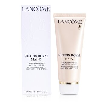 Lancome Nutrix Royal Mains Intense Crema de Manos Nutriente y Restauradora  100ml/3.4oz