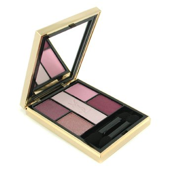Yves Saint Laurent Ombres 5 Lumieres ( 5 Colores Ojos Armónicos ) - No. 02 Indian Pink  8.5g/0.29oz