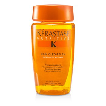 Kerastase Kerastase Nutritive Bain Oleo-Relax Smoothing Shampoo (Dry & Re. Hair)  250ml/8.5oz