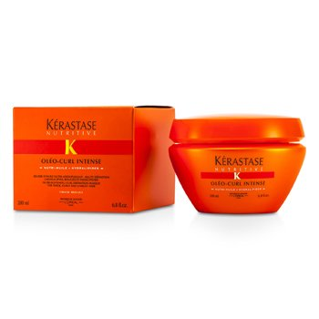 Kerastase Nutritive Oleo-Curl Intense Hydra-Softening Curl Definition Masque (For Thick, Curly & Unruly Hair)  200ml/6.8oz