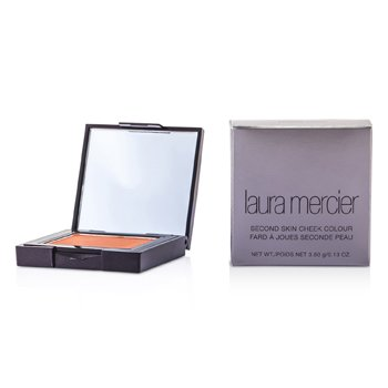 Laura Mercier Sametová pudrová tvářenka Second Skin Cheek Colour - Spiced Cider  3.6g/0.13oz