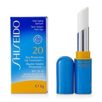 Shiseido Tratamiento Protector Solar Labial  N SPF 20 UVA  4g