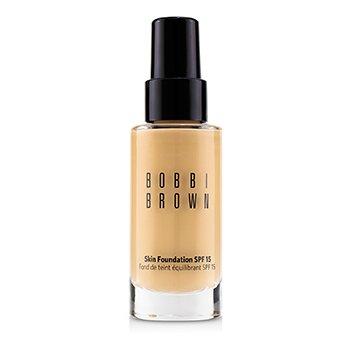 Bobbi Brown Skin Foundation SPF 15 - # 3 Beige  30ml/1oz