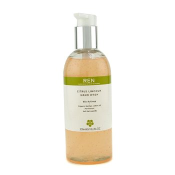 Ren Citrus Limonum Jabón Manos  300ml/10.2oz