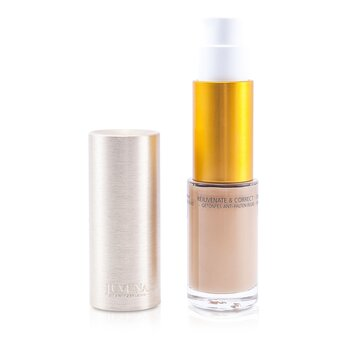 Juvena Omlazující protivráskový tónovací fluid pro normální až mastnou pleť Rejuvenate & Correct Delining Tinted Fluid - Natural Bronze SPF10  50ml/1.7oz