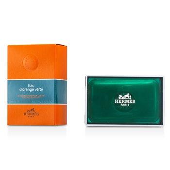 Hermes D'Orange Verte Perfumed Bath Soap  150g/5.2oz