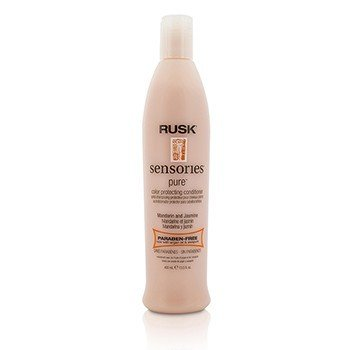 Rusk Sensories Pure Mandarin and Jasmine Vibrant Color Conditioner  400ml/13.5oz