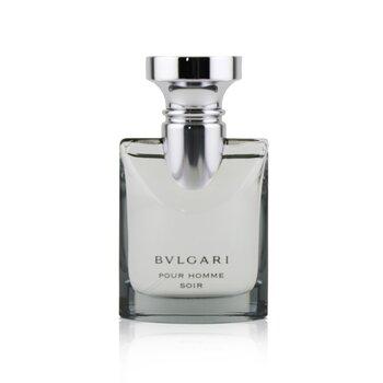 Bvlgari Pour Homme Soir Eau De Toilette Spray  30ml/1oz
