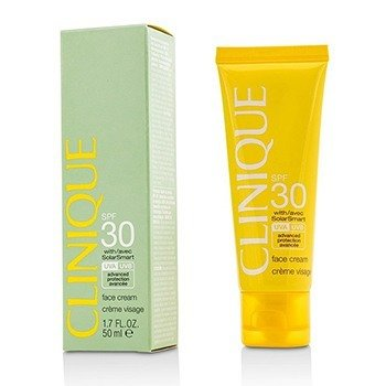 Clinique Ochronny krem do twarzy Sun SPF 30 Face Cream UVA/UVB  50ml/1.7oz
