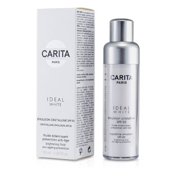 Carita Ideal White Crystalline Emulsion SPF 30  50ml/1.69oz