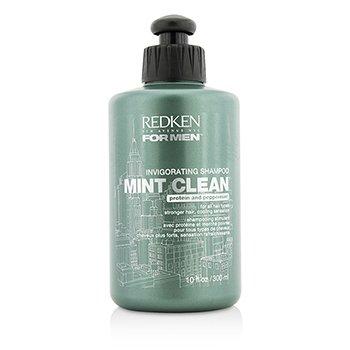 Redken Shampoo Men Mint Clean Invigorating   300ml/10oz
