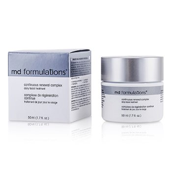 MD Formulations Complejo Renovador Contínuo  50ml/1.7oz