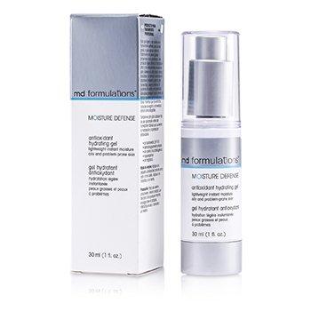 MD Formulations Moisture Defense Antioxidant Hydrating Gel  30ml/1oz