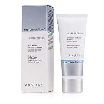 MD Formulations Moisture Defense Antioxidant Treatment Masque  75ml/2.5oz