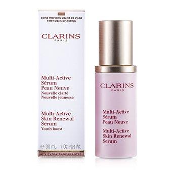 Clarins Multi-Active Serum Renovador de la Piel  30ml/1.04oz