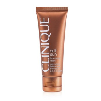 Clinique Self-Sun Tinted Losion Wajah  50ml/1.7oz