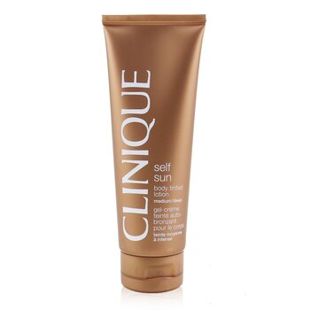 Clinique Self-Sun Body Tinted Lotion - Medium/ Deep  125ml/4.2oz