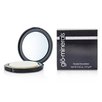 GloMinerals GloPressed Base (Powder Foundation) - Golden Light  9.9g/0.35oz